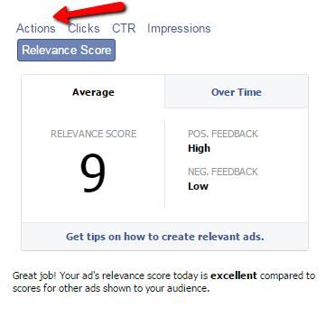 relevance score - Hack Facebook's Relevance Score