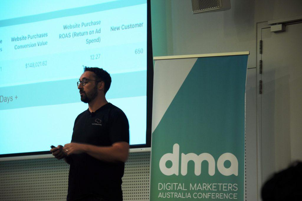 Trevor Henselwood Spilling His Facebook Ads Secrets - 2019 Digital Marketers Australia